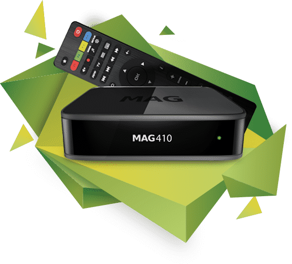 Android tv Mag 410
